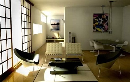 Decorating Ideas for an apartment for men