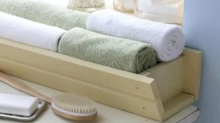 Bathroom Towels Decoratively
