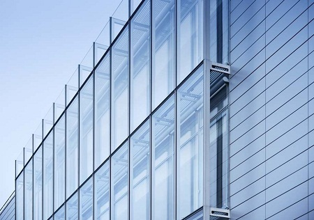 curtain walls