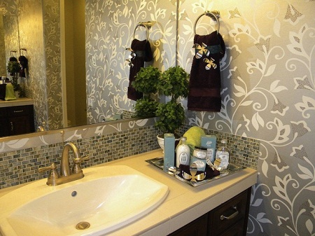 Decorative Towels For Bathroom. Decorative Towels Bathroom Image ...