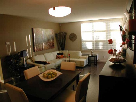 How to decorate a living room and dining room are together home sweet How to furnish small living rooms