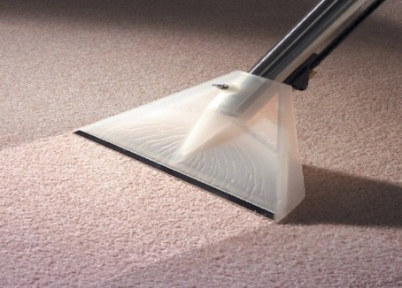 How to clean up the carpet from stains
