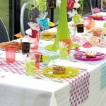 Table decoration: story of my breakfasts