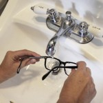How to clean the glass in a natural way