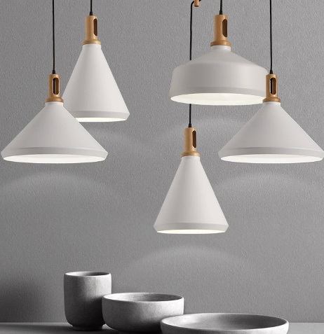 8 Diy Geometric Modern Pendant Lights