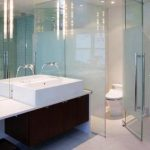 Latest decorative trends in bathrooms