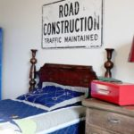 Decorate your house with traffic signs